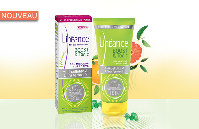 Gel Minceur BOOST & Tonic